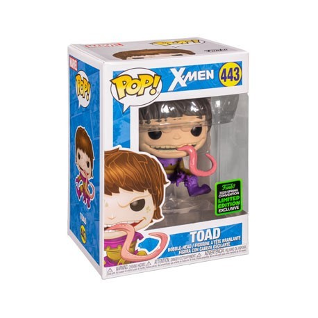 Figur Pop! ECCC 2020 X-Men Toad Limited Edition Funko Online Shop Switzerland