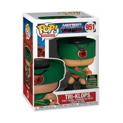 Figur Pop! ECCC 2020 Masters of the Universe Tri-Klops Limited Edition Funko Online Shop Switzerland