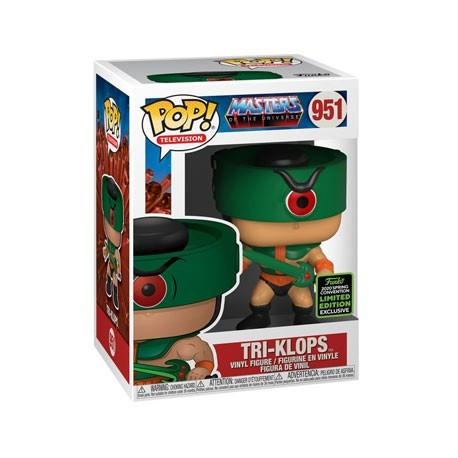 Figur Pop! ECCC 2020 Masters of the Universe Tri-Klops Limited Edition Funko Online Shop Switzerland