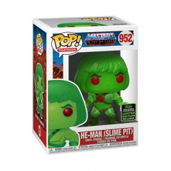 Figur Pop! ECCC 2020 Masters of the Universe He-Man Slime Pit Limited Edition Funko Online Shop Switzerland