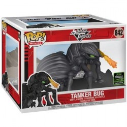 Pop! ECCC 2020 15 cm Starship Troopers Tanker Bug Limited Edition