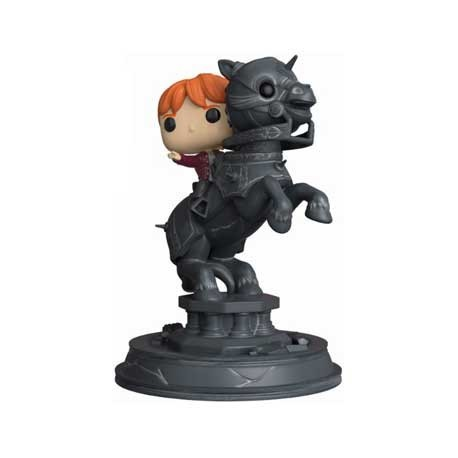 Figur Pop! Movie Moments Harry Potter Ron Riding Chess Piece Funko Online Shop Switzerland