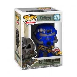 Figurine Pop! Fallout T-51 Power Armor Vault Tec Edition Limitée Funko Boutique en Ligne Suisse
