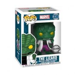 Figurine Pop! Marvel Comics The Lizard Edition Limitée Funko Boutique en Ligne Suisse