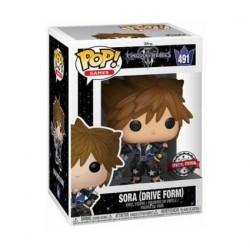 Figurine Pop! Disney Kingdom Hearts 3 Drive Form Sora Edition Limitée Funko Boutique en Ligne Suisse