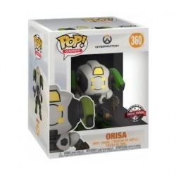 Figurine Pop! 15 cm Overwatch Orisa OR-15 Edition Limitée Funko Boutique en Ligne Suisse