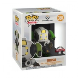 Figur Pop! 15 cm Overwatch Orisa OR-15 Limited Edition Funko Online Shop Switzerland