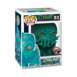 Figur Pop! Horror Cthulhu Neon Green Cthulhu Limited Edition Funko Online Shop Switzerland