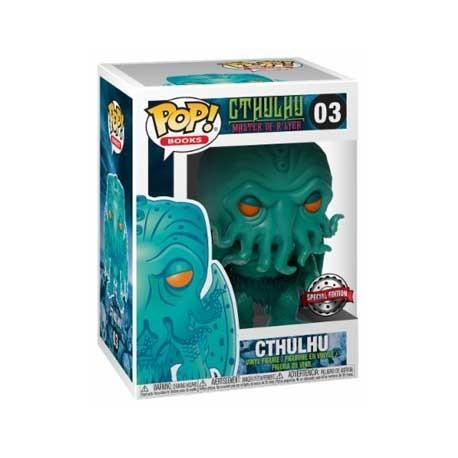 Figur Pop! Horror Cthulhu Neon Green Cthulhu Limited Edition Funko Online Shop Switzerland