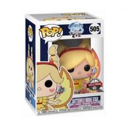 Pop! Disney Star vs FOE Star in Butterfly Form Limited Edition