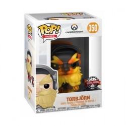 Figurine Pop! Overwatch Molten Core Torbjorn Edition Limitée Funko Boutique en Ligne Suisse