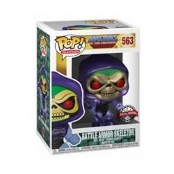 Figur Pop! Metallic Masters of the Universe Battle Armor Skeletor Limited Edition Funko Online Shop Switzerland