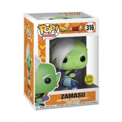 Figur Pop! Glow in the Dark Dragon Ball Super Zamasu Limited Edition Funko Online Shop Switzerland