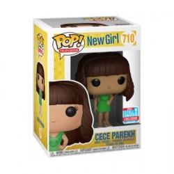 Figurine Pop! NYCC 2018 New Girl CeCe Parekh Edition Limitée Funko Boutique en Ligne Suisse