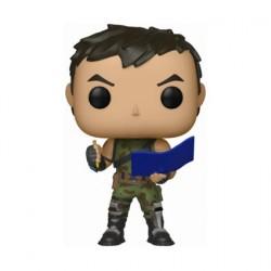 Figurine Pop! Fortnite Highrise Assault Trooper Funko Boutique en Ligne Suisse