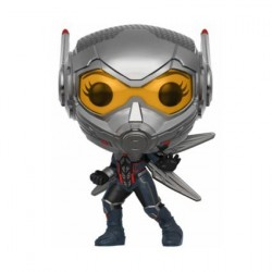 Figurine Pop! Marvel Ant-Man and The Wasp The Wasp Funko Boutique en Ligne Suisse