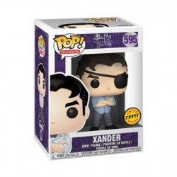 Pop! TV Buffy the Vampire Slayer Xander Chase Edition Limitée