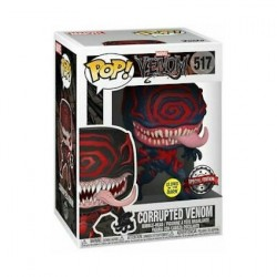 Pop! Glow in the Dark Marvel Venom Corrupted Limited Edition