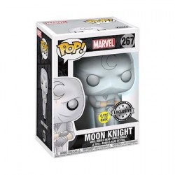 Figurine Pop! Phosphorescent Marvel Moon Knight Edition Limitée Funko Boutique en Ligne Suisse