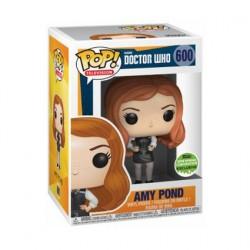 Pop! ECCC 2018 Doctor Who Amy Pond Police Limitierte Auflage