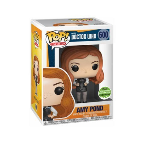Figur Pop! ECCC 2018 Doctor Who Amy Pond Police Limited Edition Funko Online Shop Switzerland