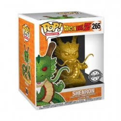 Figur Pop! 15 cm Dragon Ball Z Shenron Dragon Gold Limited Edition Funko Online Shop Switzerland