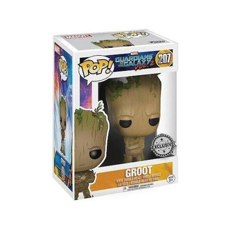 Figur Pop! Marvel Guardians of the Galaxy Teenage Groot Limited Edition Funko Online Shop Switzerland