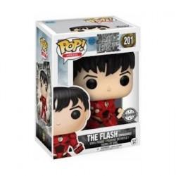 Figurine Pop! DC Justice League Unmasked Flash Unmasked Edition Limitée Funko Boutique en Ligne Suisse