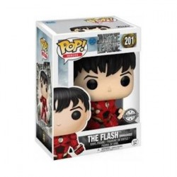 Pop! DC Justice League Unmasked Flash Unmasked Limited Edition