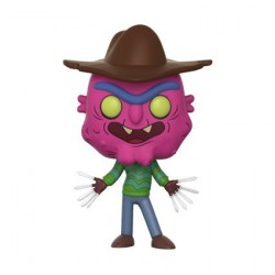 Figur Pop! Rick and Morty Scary Terry (Rare) Funko Online Shop Switzerland