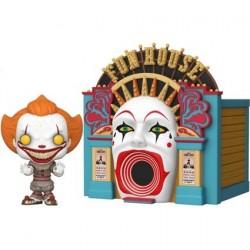 Figurine Pop! Town IT Chapter 2 Demonic Pennywise avec Funhouse Funko Boutique en Ligne Suisse