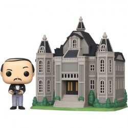 Figur Pop! Town DC Comics Batman 80th Alfred Pennyworth with Wayne Manor Funko Online Shop Switzerland