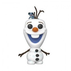 Figur Pop! Disney Frozen 2 Olaf with Bruni Funko Online Shop Switzerland