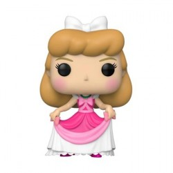 Figur Pop! Disney Cinderella in Pink Dress Funko Online Shop Switzerland