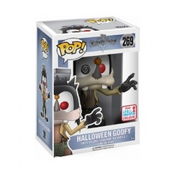 Pop! NYCC 2017 Disney Kingdom Hearts Halloween Goofy Limited Edition