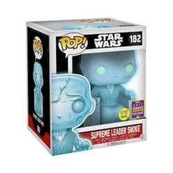 Pop! 15 cm Glow In The Dark SDCC 2017 Star Wars Supreme Leader Snoke Limited Edition