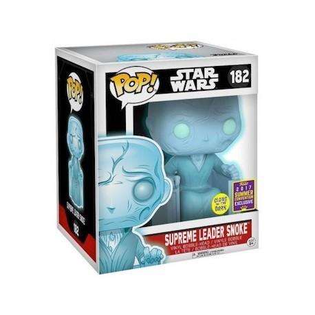 Figur Pop! 15 cm Glow In The Dark SDCC 2017 Star Wars Supreme Leader Snoke Limited Edition Funko Online Shop Switzerland
