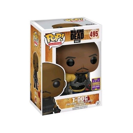 Figur Pop! SDCC 2017 The Walking Dead T-Dog Limited Edition Funko Online Shop Switzerland