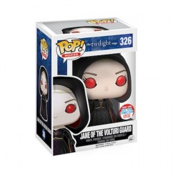 Pop! NYCC 2016 Twilight Jane Volturi Hooded Limited Edition