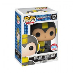 Figur Pop! NYCC 2016 Power Beam Mega Man Limited Edition Funko Online Shop Switzerland