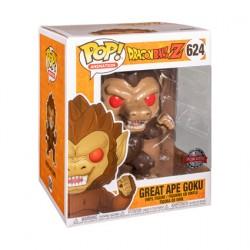 Figurine Pop! 15 cm Dragon Ball Z Great Ape Goku Edition Limitée Funko Boutique en Ligne Suisse