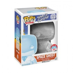 Pop! NYCC 2016 Space Ghost Clear Limited Edition