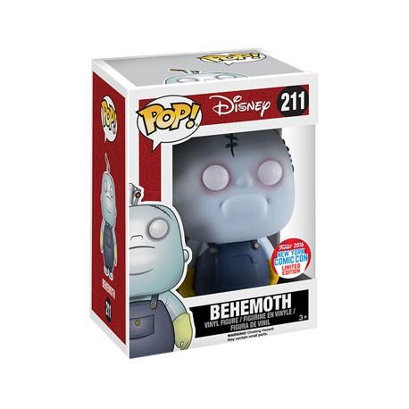 Figur Pop! NYCC 2016 Disney The Nightmare Before Christmas Behemoth Limited Edition Funko Online Shop Switzerland