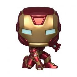 Figurine Pop! Marvel's Avengers (2020) Iron Man Funko Boutique en Ligne Suisse
