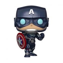 Figur Pop! Marvel's Avengers (2020) Captain America Funko Online Shop Switzerland