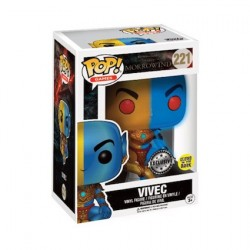 Pop! Glow in the Dark Games Elder Scrolls Vivec Limited Edition
