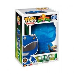 Figurine Pop! TV Power Rangers Blue Ranger Morphing Edition Limitée Funko Boutique en Ligne Suisse