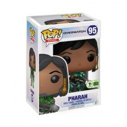 Pop! Emerald Comicon 2017 Overwatch Pharah Limited Edition