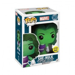 Pop! Glow in the Dark Marvel She-Hulk Limited Edition