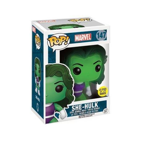 Figur Pop! Glow in the Dark Marvel She-Hulk Limited Edition Funko Online Shop Switzerland